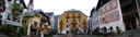 panorama: marktplatz (town square), hallstatt