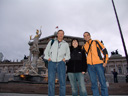 cindy, larry and me at the austrian parliament