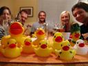 duckies!. 2008-10-04, Sony F828.