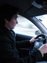 anton's driving.