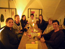 annual occasions - phillip, stefan, lisi, anton, lisa, fritz and rene