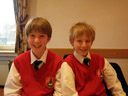 wilten choir boys - would you believe me if i told you they are brothers? ;)