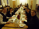 the choir and dinner in münster, germany - matthias, fabio, boysboysboys, simon, sebastian, jan