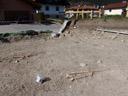 more bones. 2009-04-07, Sony F828. keywords: archaeological excavation, archäologische ausgrabungen