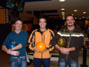 bowling with brothers