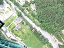 bungee-jump from europabrücke. 2009-07-11, Sony F828.