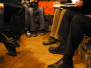 outhangers. 2007-11-17, Pentax W20. keywords: legs