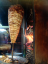 authentic doner kebab, wood-fired