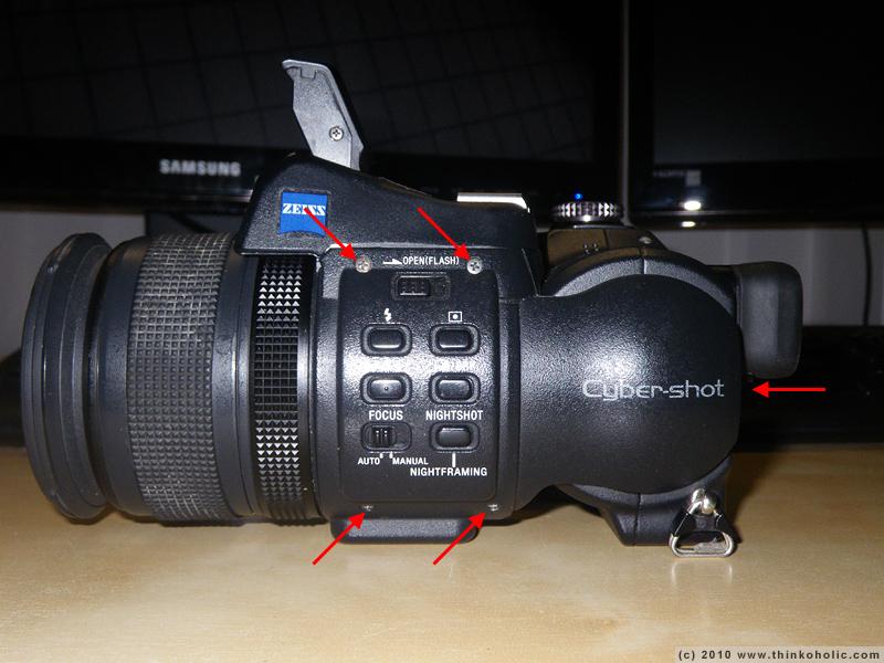 инструкция Sony Dsc-f828 - фото 8