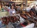 tomohon market: dried fish. 2011-08-25 02:30:33, DSC-F828.