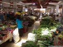 tomohon market: vegetables (especially water spinach!)