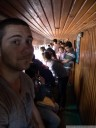 math, on the public boat to malenge island.