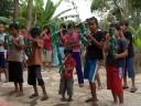 oni ballo, torajan bamboo orchestra. 2011-09-12 07:01:04, DSC-F828.