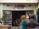 linda sport sells sports gear, instruments and guns.