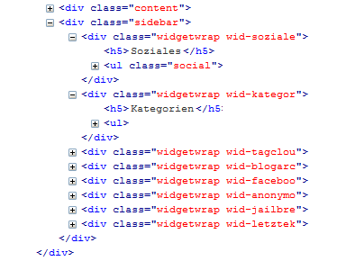 how to: add individual css classes to sidebar widgets in wordpress ...