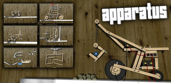apparatus - a physics puzzle game for android
