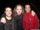 matt, mr. tim minchin, and i