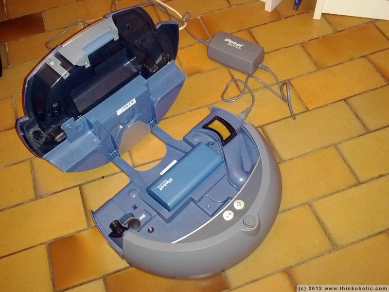 Irobot Floor Washing Robot Scooba 385 Carpet Vidalondon