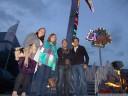 trier fun fair with kathy, christina and math