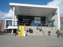 photokina 2012, north entrance. 2012-09-19 06:10:37, Galaxy Nexus.