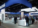 samsung's display area at photokina 2012. 2012-09-21 07:35:08, DSC-F828.