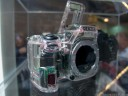 pentax k-5 II with a transparent body. 2012-09-22 02:27:30, DSC-F828.