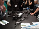 the asctec falcon 8 camera-octocopter. 2012-09-22 02:49:37, DSC-F828.