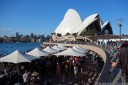 sydney opera bar and opera house