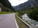 getting closer to the arlberg, flirsch