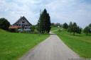 picturesque bike route - eggstraße, egg, switzerland