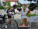 tasty bakery man vs. hungry bikers