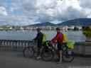day 7: fully packed at lake geneva waterfront, geneva, switzerland