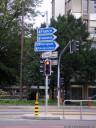 france: turn right, here. (geneva, switzerland)
