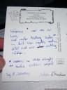 """postcard #3: saulce-sur-rhône, france. """"150 km yesyes!"""""""