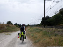 off-road, but on-route towards arles