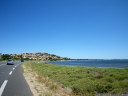 biking through port leucate