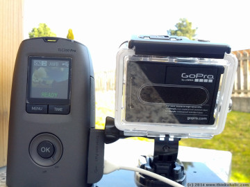 video comparison: brinno tlc200 pro vs. gopro hero3 black