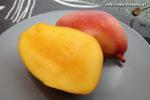 Mangos der Sorte Palmer (Foto: Markus Nolf / Vom Essen Besessen)