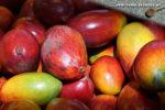 Mangos der Sorte Strawberry (Foto: Markus Nolf / Vom Essen Besessen)